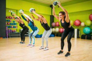 Aerobics Gymnastics