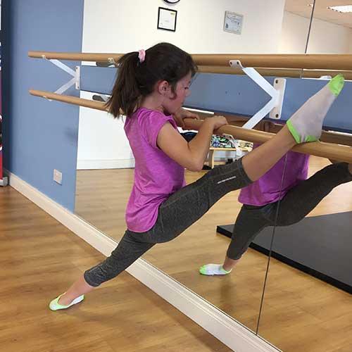 Mona Gymnastics Flexibility